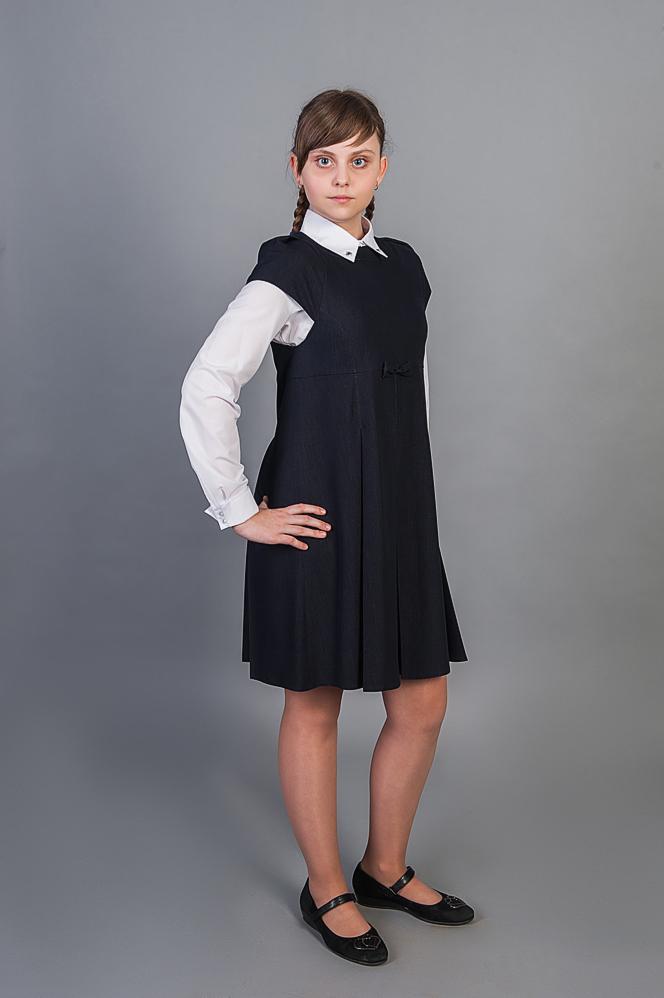 Школьный сарафан купить для девочек в интернет магазине Москва